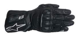 Alpinestars Stella SP8 V2 Ladies Gloves Black